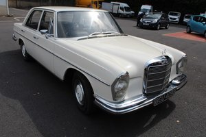Mercedes 280S 1969 - To be auctioned 25-10-19 For Sale by Auction