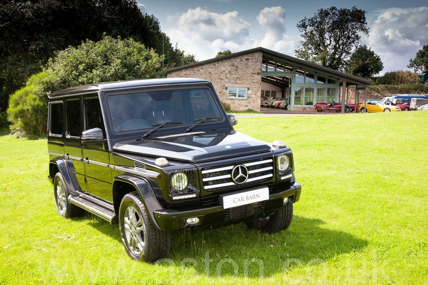 2014 Mercedes Benz G350 Bluetec Auto SOLD (picture 1 of 6)