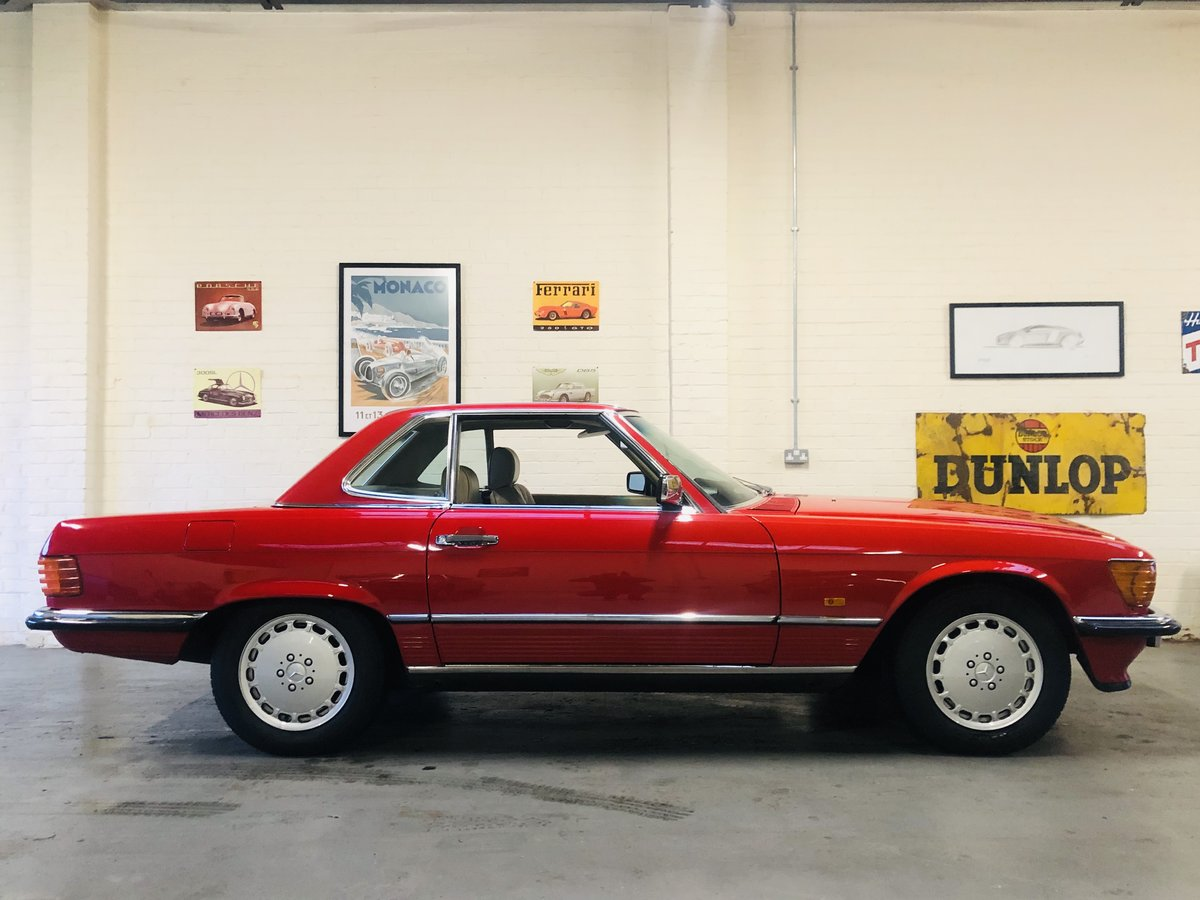 1989 420SL 420 SL R107 - AMAZING CONDITION, LAST OF THE LINE SOLD (picture 3 of 6)