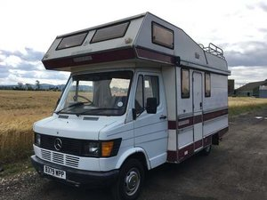 Picture of 1985 Mercedes Autotrail Cherokee Motorhome at Morris Leslie  SOLD by Auction