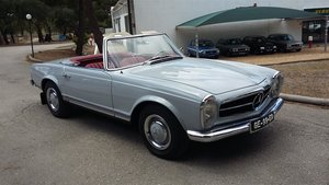 Mercedes 230 SL 1965 For Sale