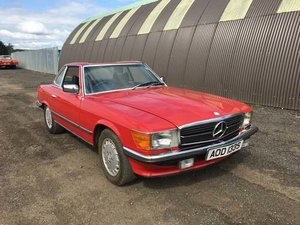 Picture of 1978 Mercedes 350 SL Auto at Morris Leslie Auction 17th August SOLD by Auction