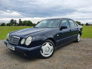 1998 Mercedes E300 Classic TD For Sale by Auction