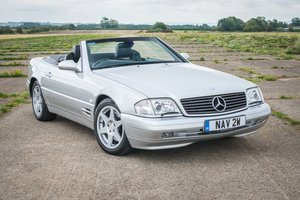 1999 Mercedes-Benz R129 SL500 - 64K Miles - FSH - High Spec For Sale