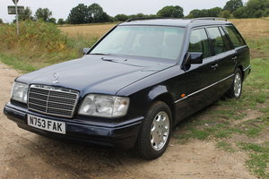1996 Mercedes E280  Estate straight six