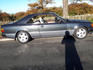 1991 Mercedes 230ce auto low mileage For Sale