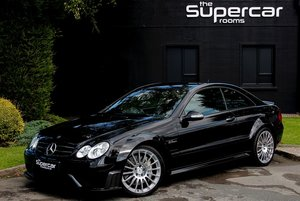 2008 Mercedes Benz CLK63 AMG Black Series - 29K - 1 of 25 RHD For Sale