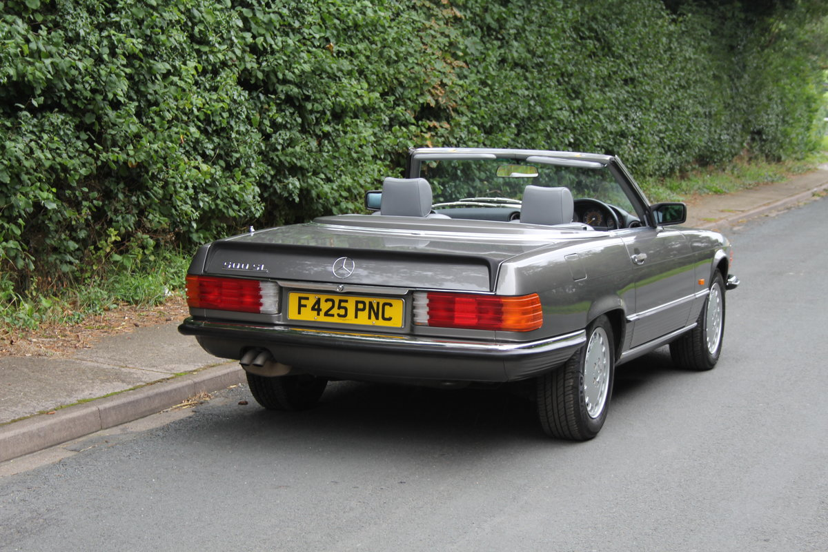1989 Mercedes Benz 500SL - 2 owners, 70k miles For Sale (picture 6 of 20)