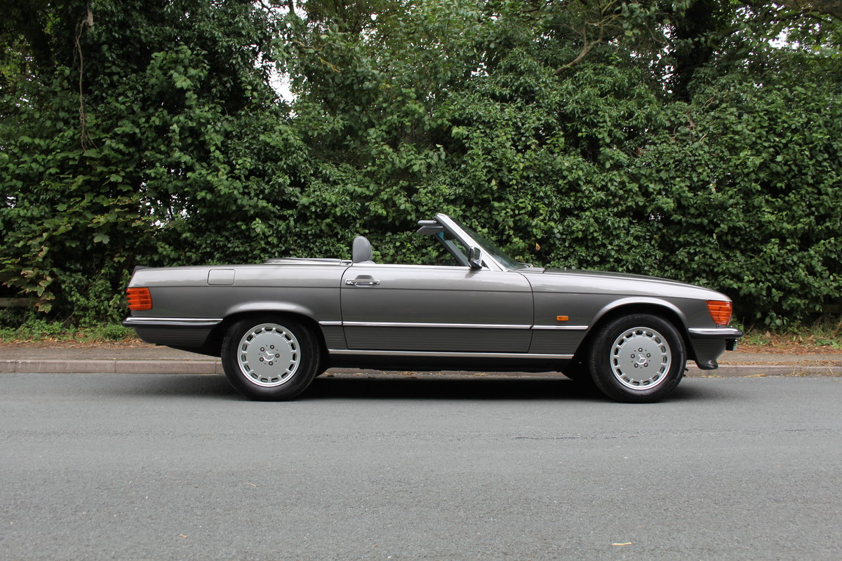 1989 Mercedes Benz 500SL - 2 owners, 70k miles For Sale (picture 7 of 20)