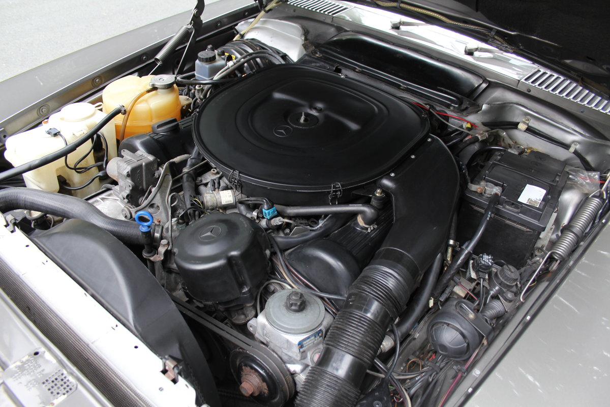 1989 Mercedes Benz 500SL - 2 owners, 70k miles For Sale (picture 16 of 20)