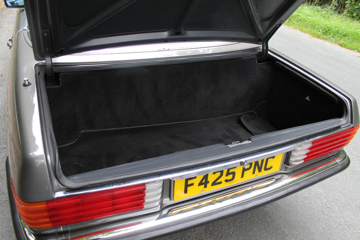 1989 Mercedes Benz 500SL - 2 owners, 70k miles For Sale (picture 20 of 20)