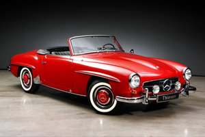 1957 Mercedes-Benz 190 SL Roadster For Sale