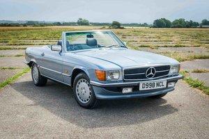 1986 Mercedes-Benz R107 420SL - 98K Miles - FSH - Air con