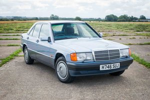 1991 Mercedes-Benz W201 190E 2.0 - 20 Services - Daily Classic