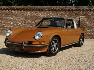 1973 Porsche 911 2.4 T Targa restored condition, matching numbers For Sale