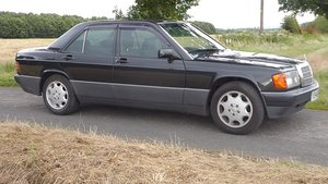 1993 Mercedes-Benz 190E 2.3 Auto For Sale