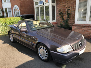 1995 Mercedes Benz SL 320 (r129) 3.2 V6 auto For Sale