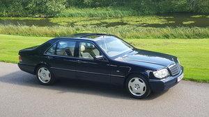 1997 Mercedes s class s420 limousine lwb w140 For Sale