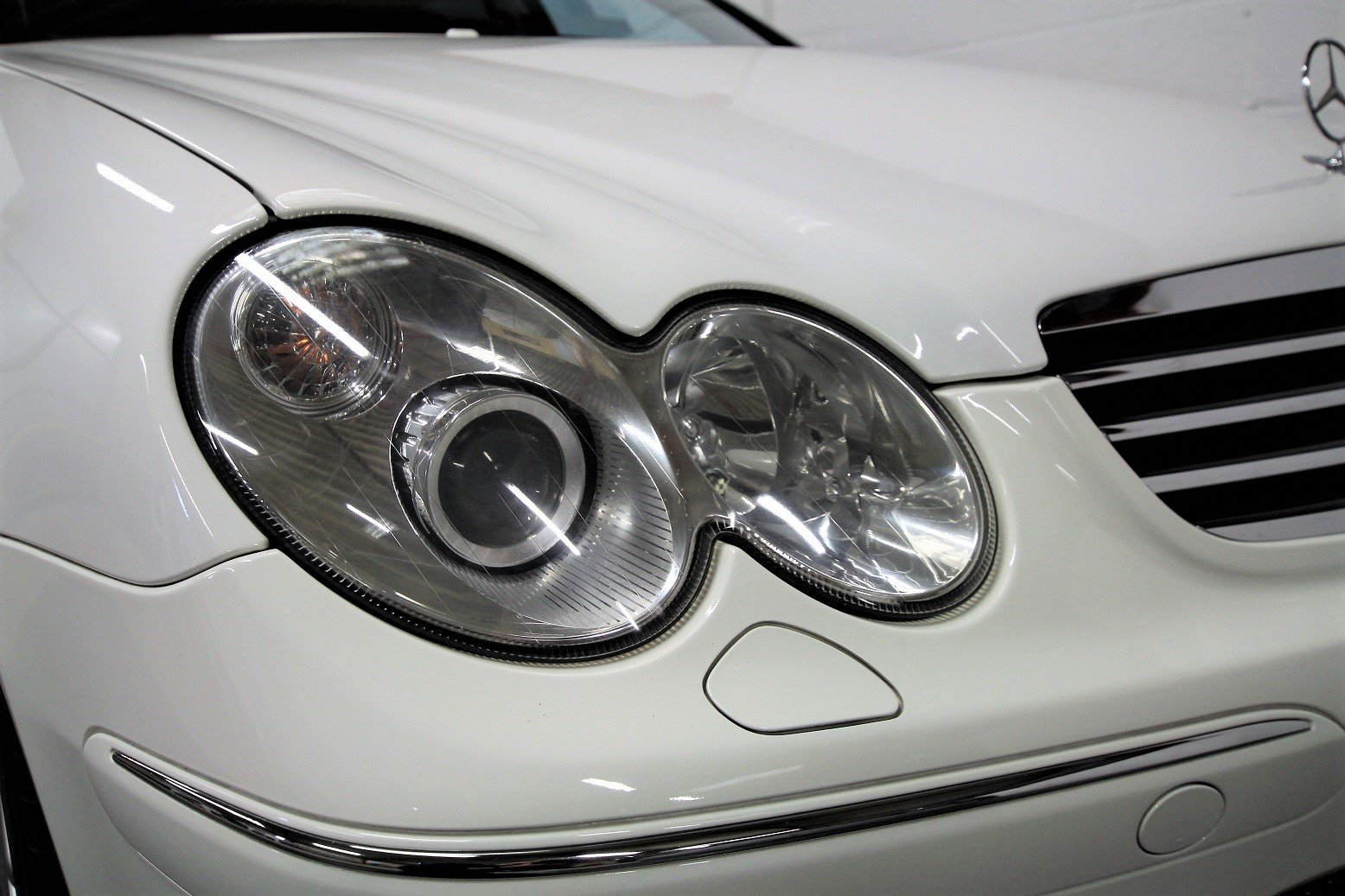 2005 Mercedes C55 AMG Estate,37,453 miles For Sale (picture 4 of 6)