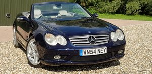 2004 STUNNING  SL55  AMG  PAN  ROOF  HUGE  HISTORY  FILE For Sale