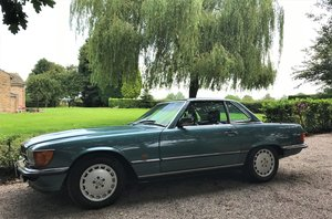Mercedes 500SL - 1987E -90000 miles. For Sale