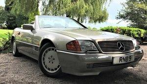 Mercedes SL300-24v - 1 Owner -1990H - 95000 miles  For Sale