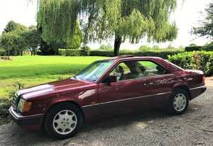 Mercedes 320CE - 26850 miles only! - 1992K SOLD