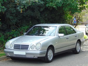 1998 Mercedes E240 Elegance Auto.. Very Low Miles.. FSH..