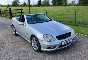 2002 SLK 32 AMG Full MB Service History  For Sale