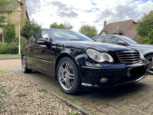 2003 Mercedes C32 AMG Auto For Sale
