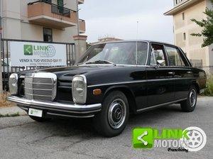 1970 Mercedes 200 D 115/8 Targa ORO