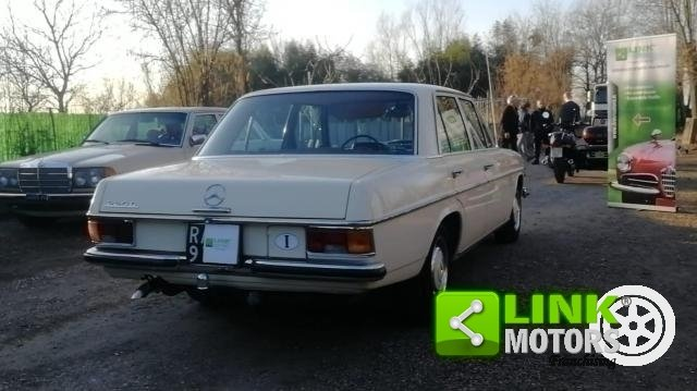 1971 Mercedes 220 D For Sale (picture 3 of 6)