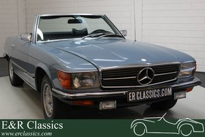 Mercedes-Benz 450SL Cabriolet 1973 Automatic gearbox For Sale