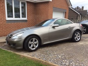 2007 Rare Colour SLK For Sale