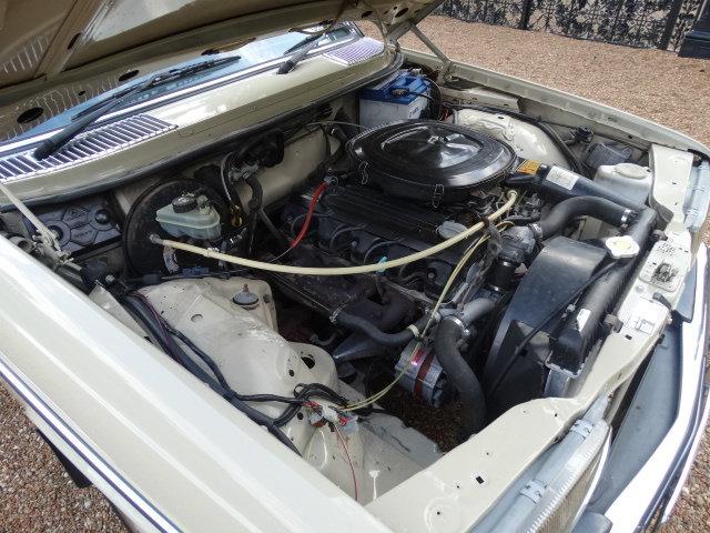 1981 MERCEDES 230E AUTO For Sale (picture 5 of 6)