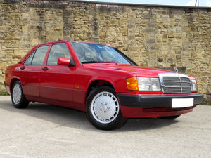 1991 Mercedes W201 190D 2.5  - 48K Miles - FSH - Truly Stunning! SOLD