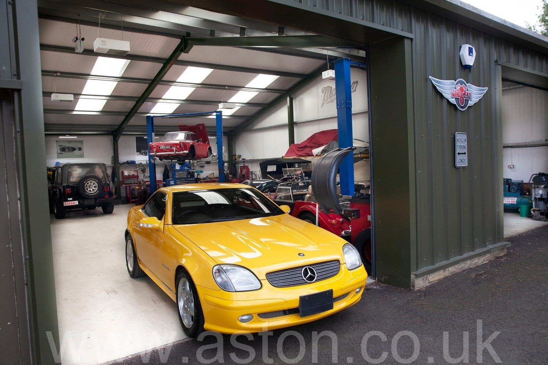 2000 Mercedes SLK 230 Kompressor SOLD (picture 2 of 6)
