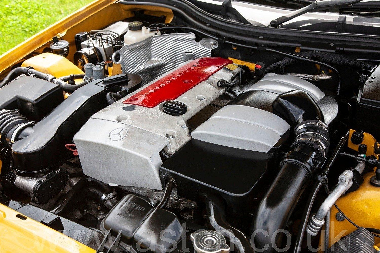 2000 Mercedes SLK 230 Kompressor SOLD (picture 4 of 6)