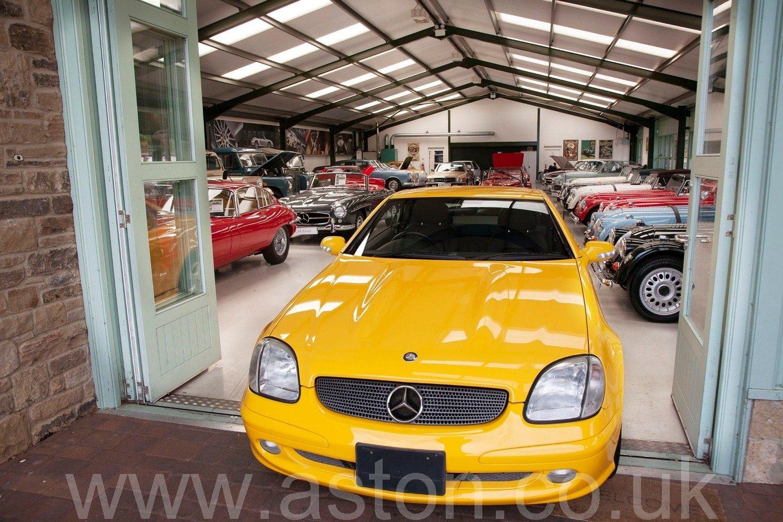 2000 Mercedes SLK 230 Kompressor SOLD (picture 6 of 6)
