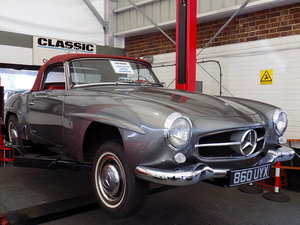 1960 MERCEDES 190 SL ROADSTER - LHD - RESTORED For Sale