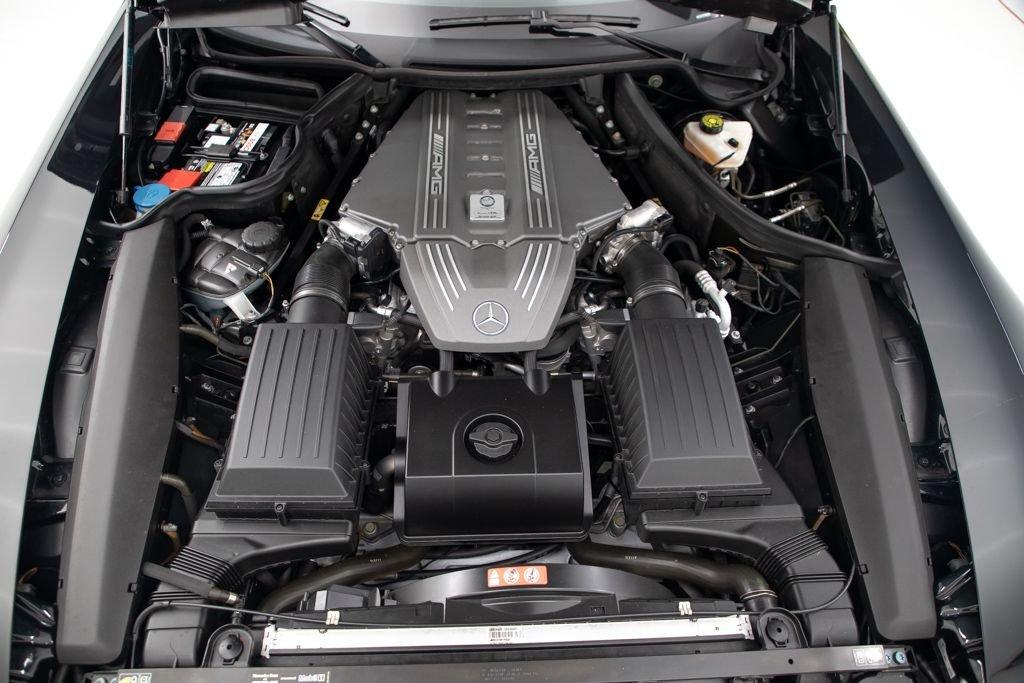 2011 11 Mercedes SLS AMG Coupe SLS AMG Black 3.7k miles $178.5k  For Sale (picture 6 of 6)