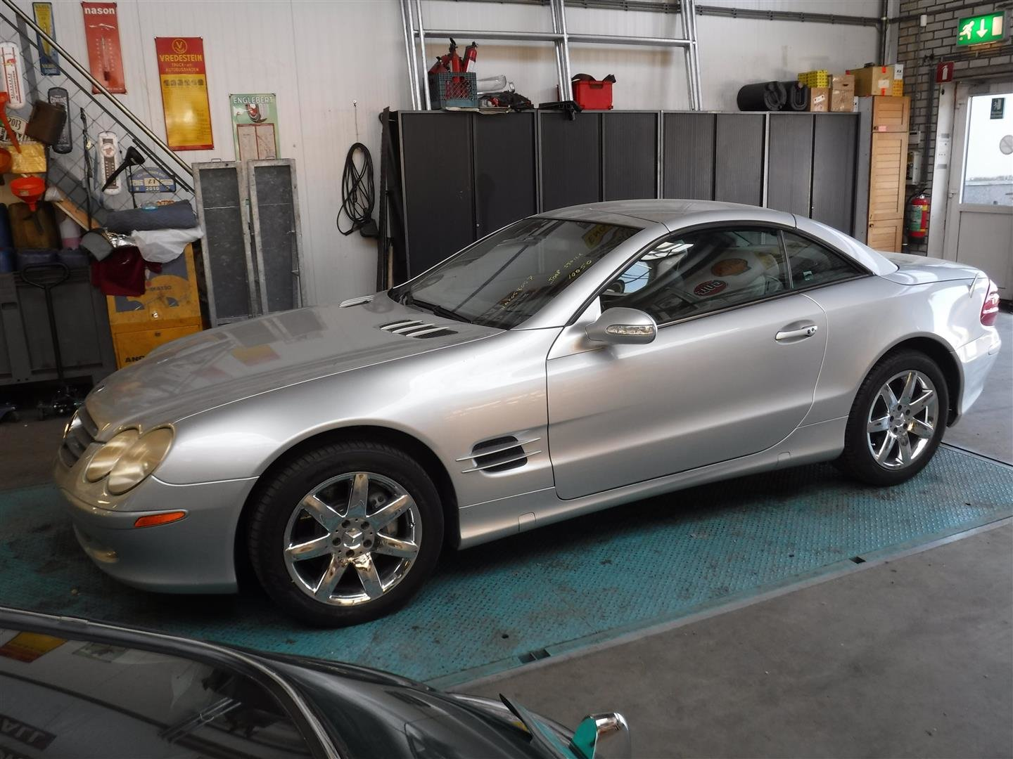 2003 Mercedes 500SL '03 For Sale (picture 1 of 6)