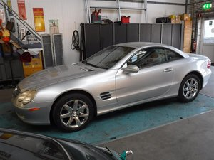 2003 Mercedes 500SL '03 For Sale