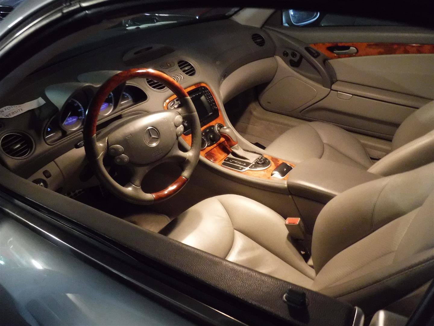 2003 Mercedes 500SL '03 For Sale (picture 2 of 6)