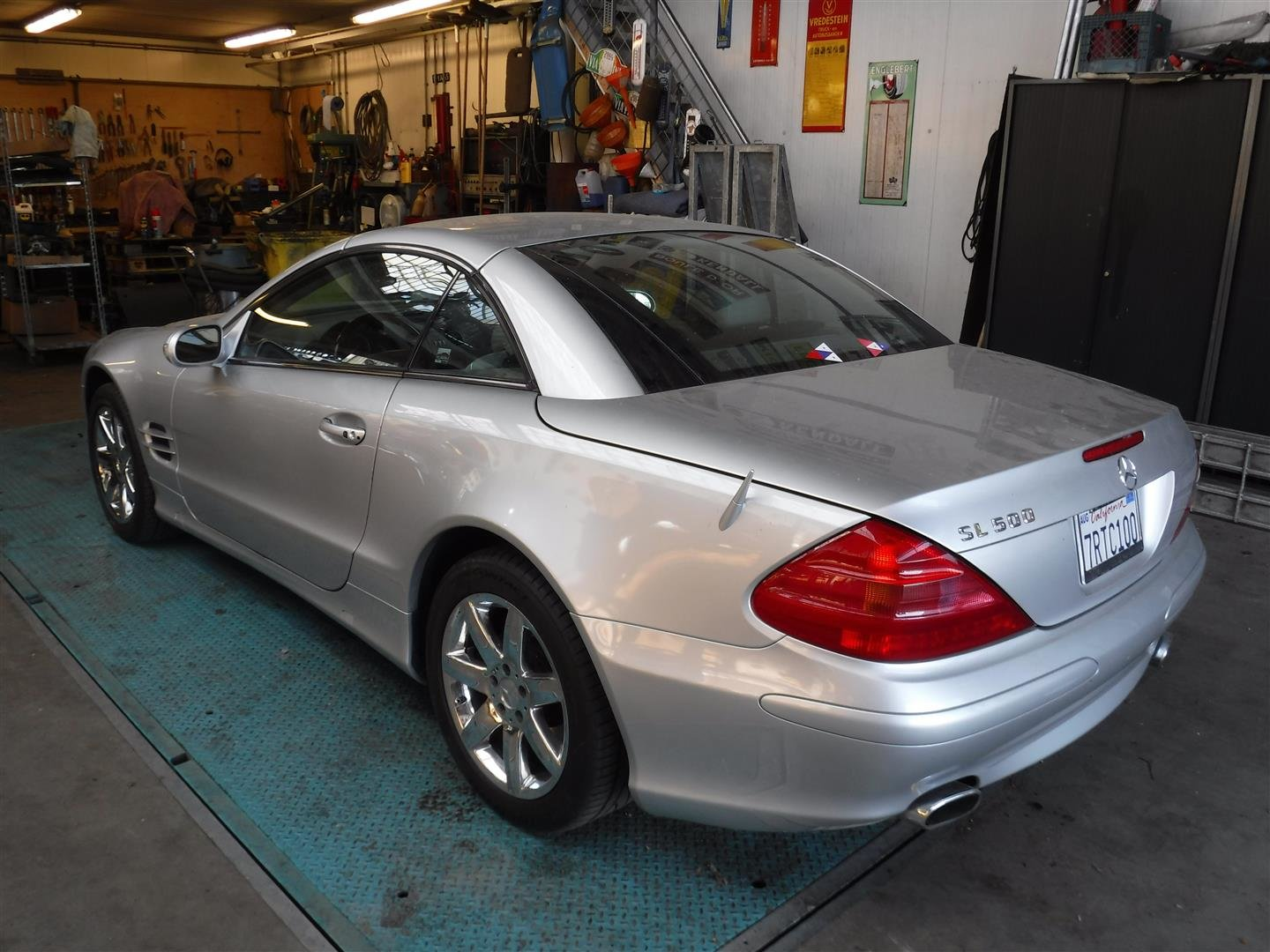 2003 Mercedes 500SL '03 For Sale (picture 4 of 6)