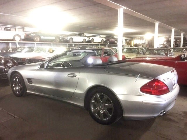 2003 Mercedes 500SL '03 For Sale (picture 6 of 6)