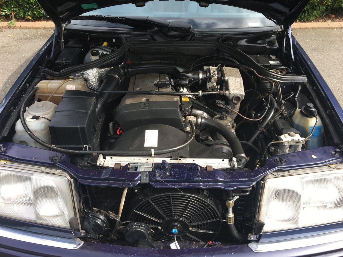 1996 Mercedes E200T Estate SOLD (picture 5 of 6)