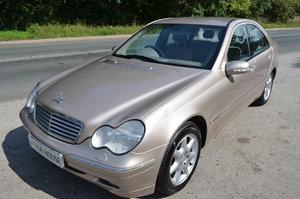 Mercedes C240 Elegance 2002