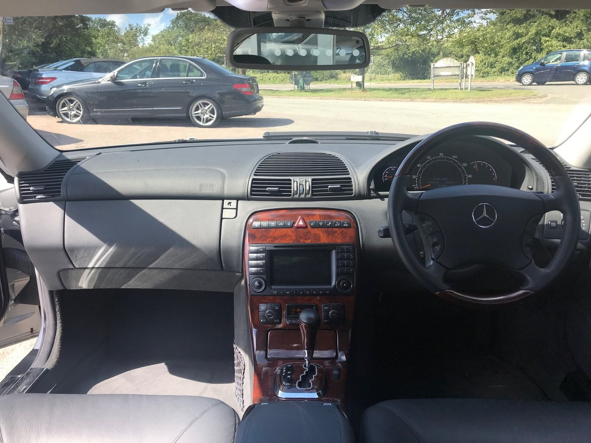 2003 Mercedes-Benz CL 500 For Sale (picture 4 of 6)