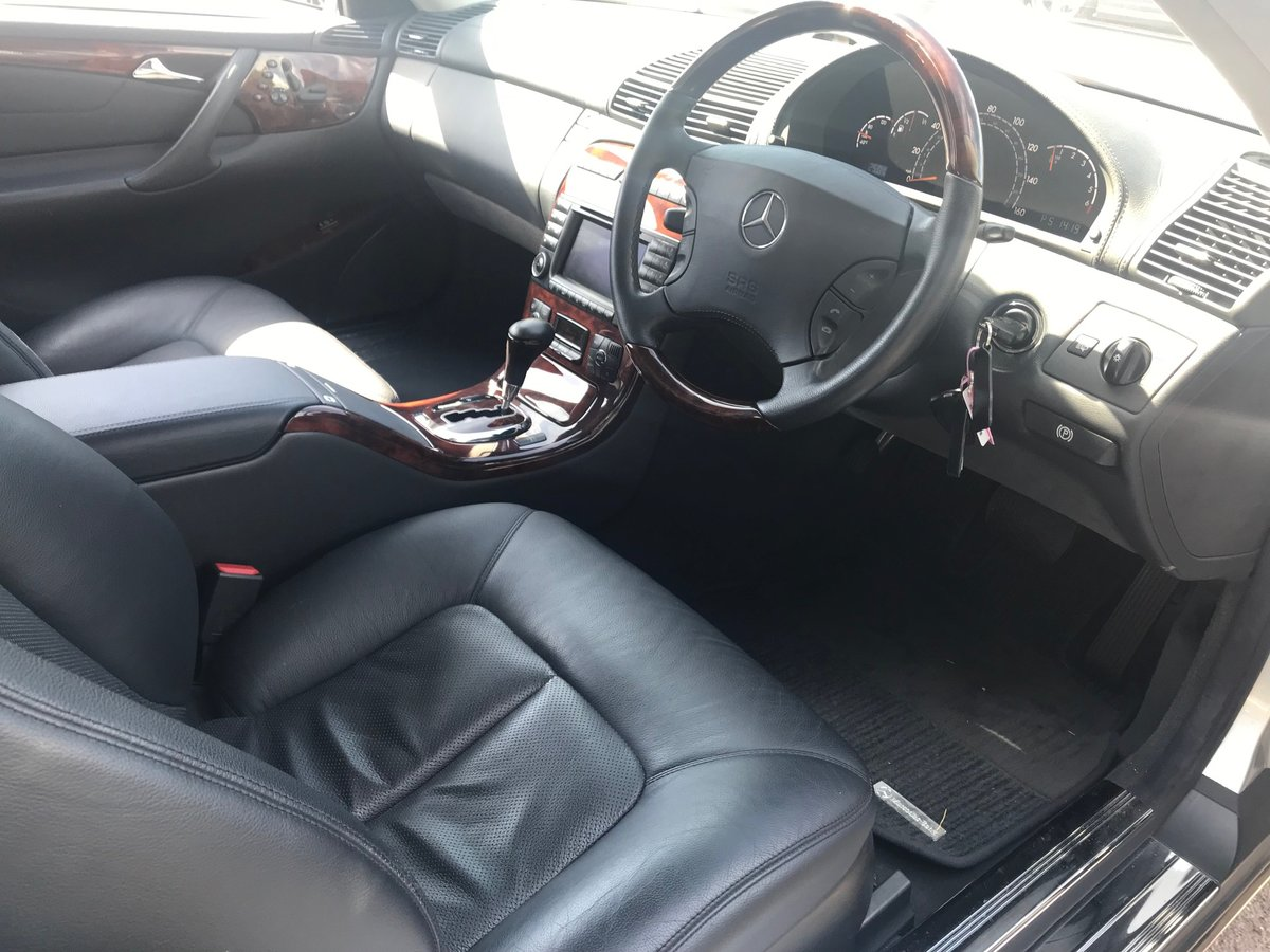 2003 Mercedes-Benz CL 500 For Sale (picture 5 of 6)